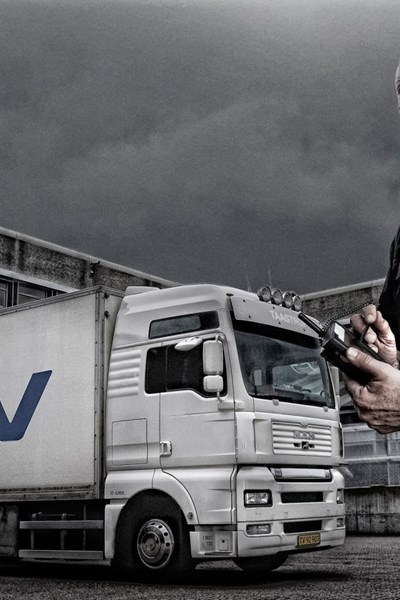 Kunde : DSV - Global transport and logistics